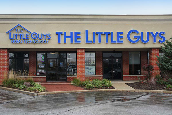 The Little Guys Serving All of Chicagoland and Northwestern Indiana