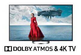The Little Guys Dolby ATMOS and 4K